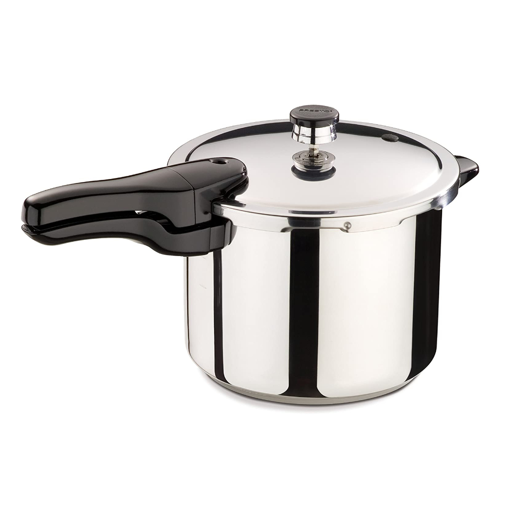 6 Qt Stainless Steel Cooker
