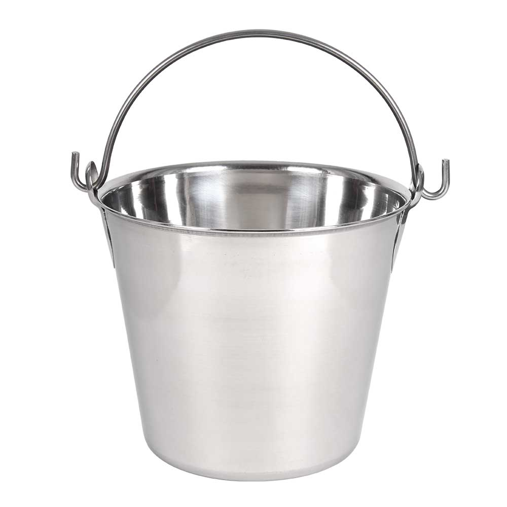 3-qt Stainless Steel Pail