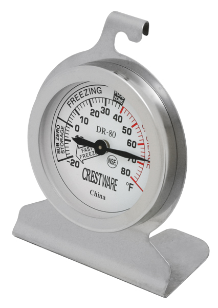 Dial Fridge / Freezer Thermometer