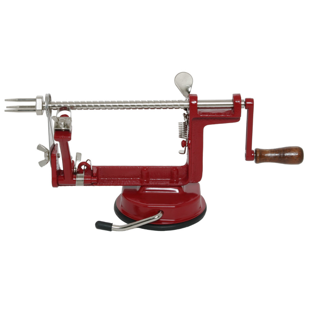 Johnny Apple Peeler - Suction Base