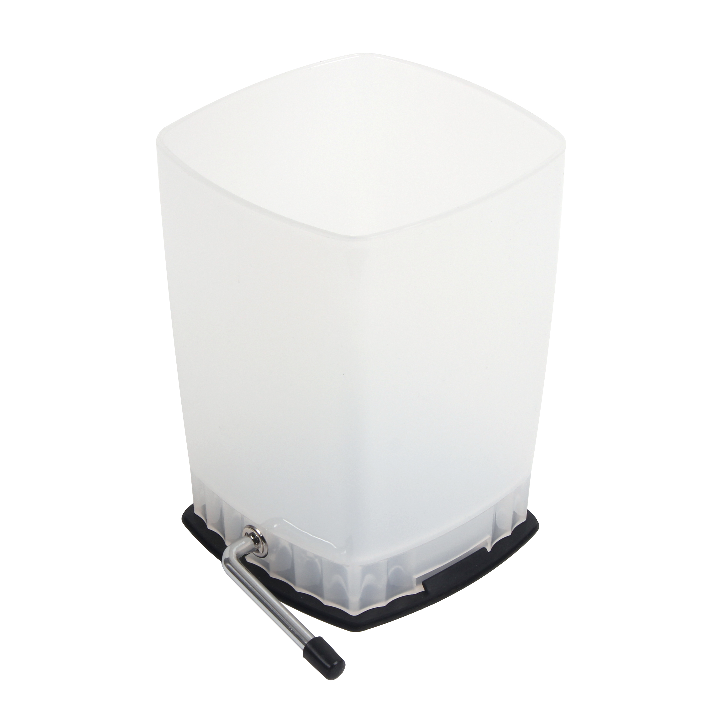Ice Bin With Suction Base