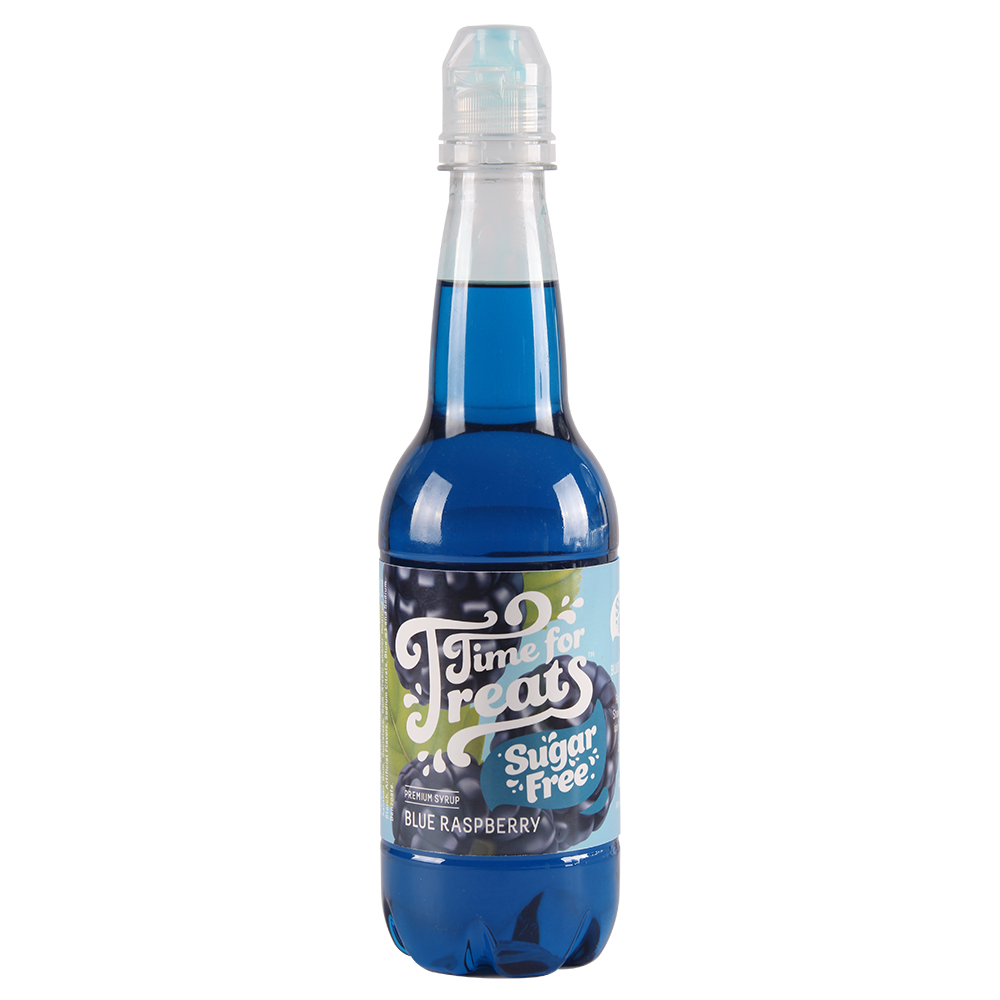 Time For Treats SUGAR FREE - Blue Raspberry Syrup