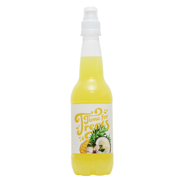 Time For Treats - Pina Colada Syrup