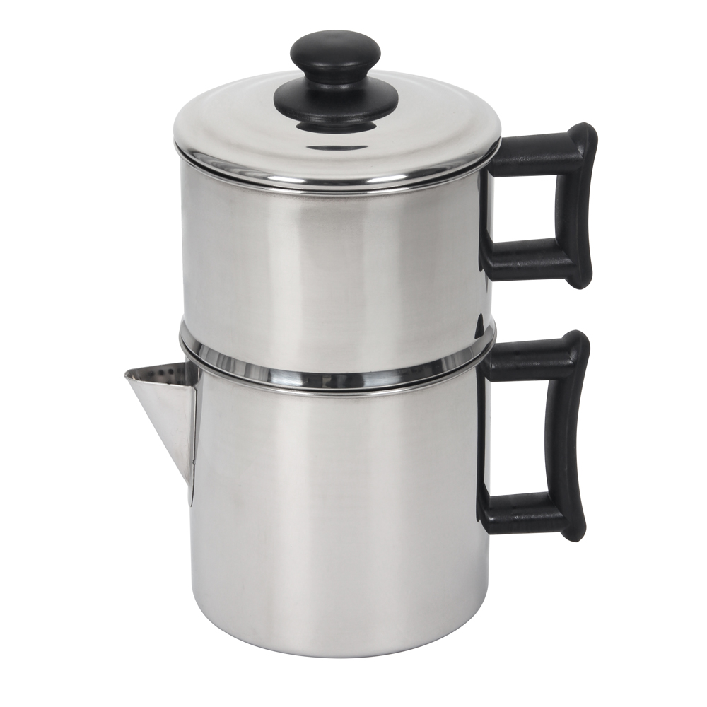 Stainless Steel Drip Coffee Maker