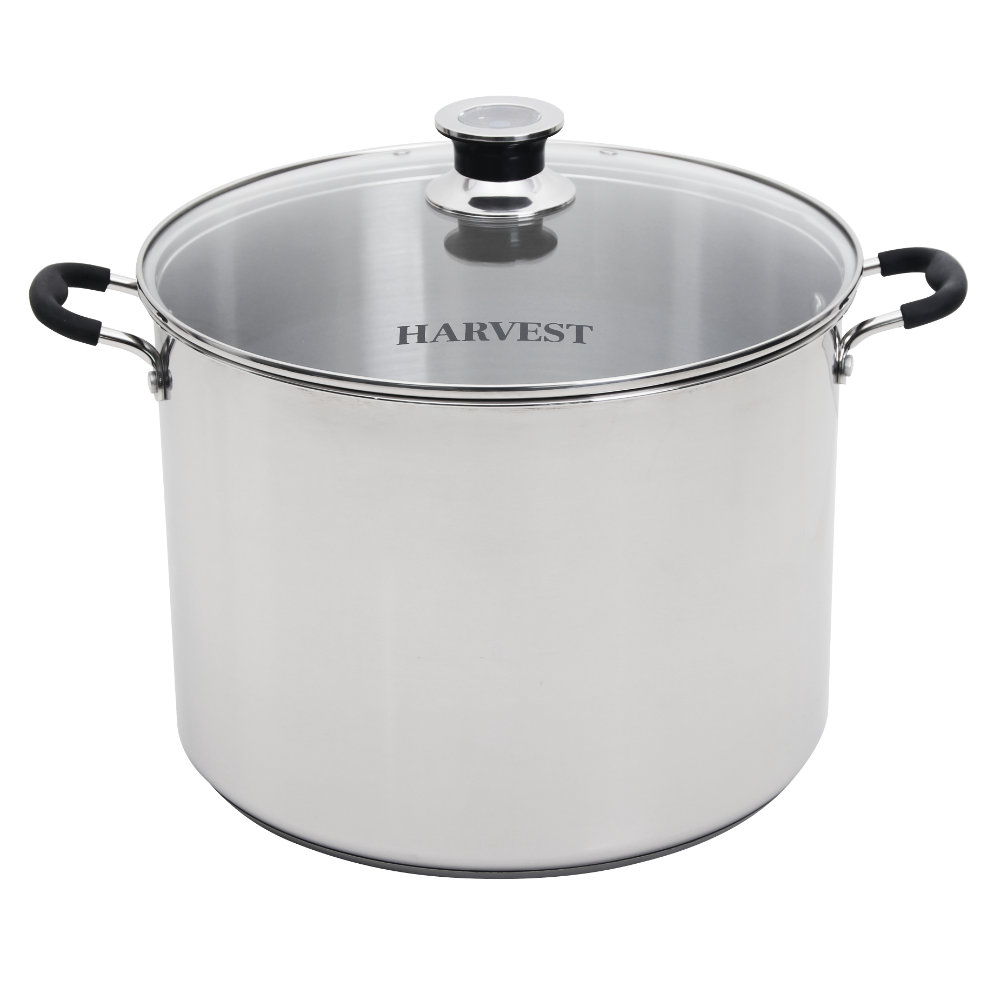 HARVEST Stainless Steel Multi Use Canner By Roots & Branches